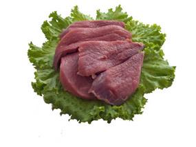 La carne en exceso es mortal
